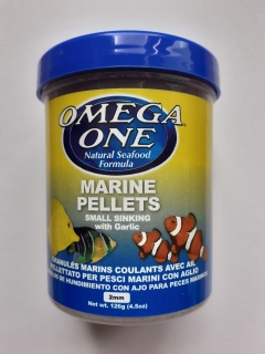Omega One - Marine Pellets (Granule 2mm) 126g