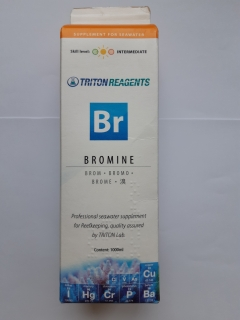 Činidlo brómu - Reagents Bromine 1ℓ